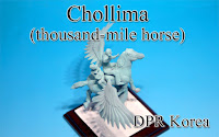 Chollima(thousand-mile horse)‐DPR Korea‐