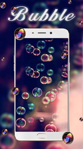Colorful Bubble Theme