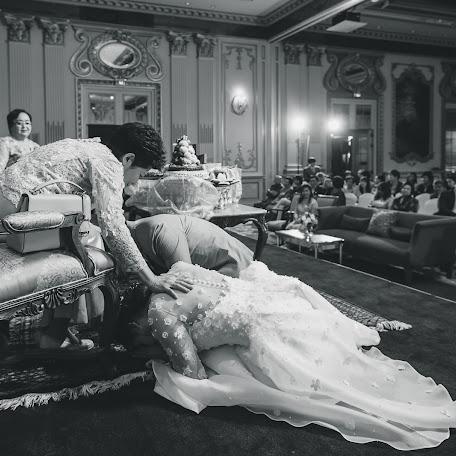 Wedding photographer Jaras Maneelomrat (JARASPHOTOGRAPH). Photo of 16.02.2018