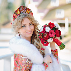 Wedding photographer Darya Zhukova (MiniBu). Photo of 03.05.2018