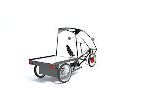 Photo: Veloform Media velotaxi DeliveryCruiser