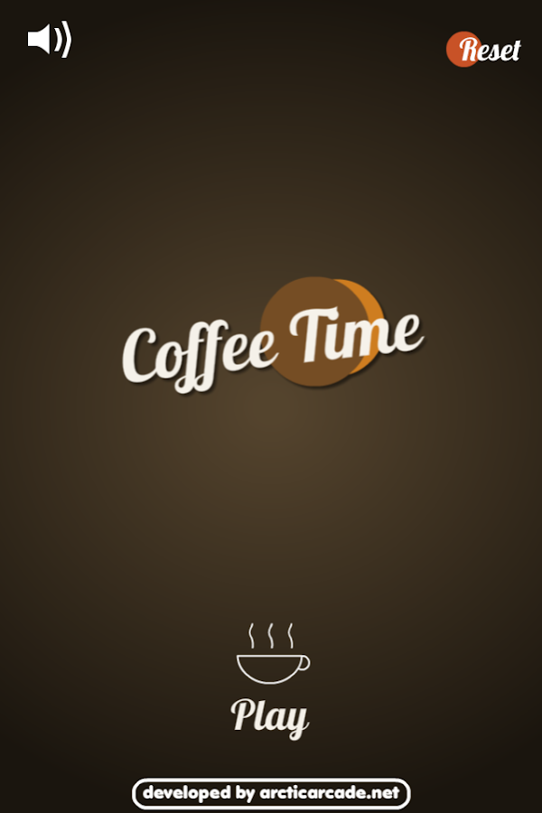 Coffee Time- screenshot