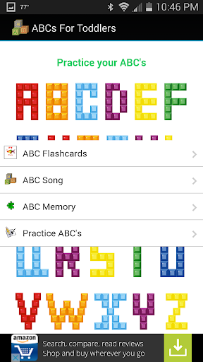 ABCs For Toddlers