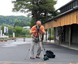 Photo: これからレンズ合せですけんね!ホンマニ写っとっとやろか?お楽しみに by MS