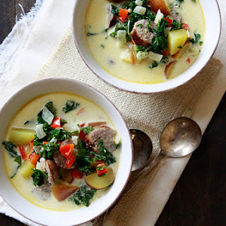 Italian Cream Soups Recipes