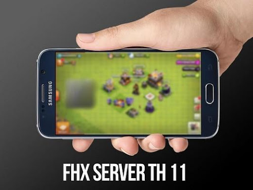 New FHX Server COC Pro 2017 for PC