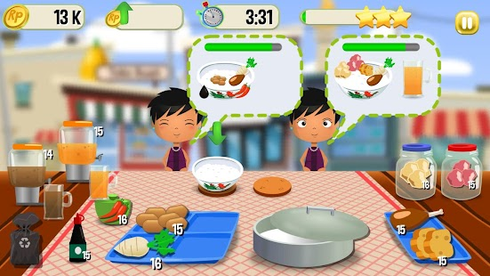 Bubur Ayam Rush - Cooking Game- screenshot thumbnail