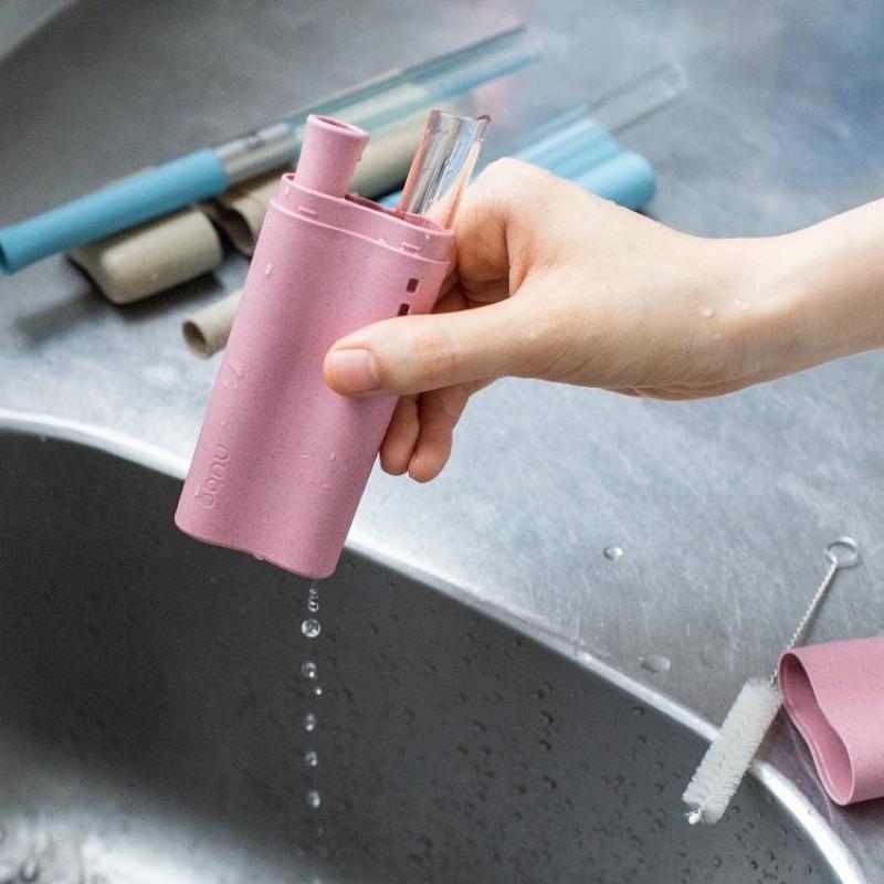 【店員開箱實測】實用又安心的環保吸管底加啦! 吸管百百種。到底哪一種最適合我? | 設計點 DesignPin
