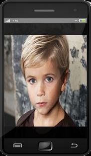 Little Boy účesy - náhled