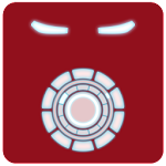 Iron Reactor Arc Widget Icon
