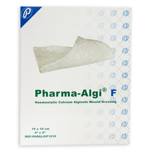 Aposito Absorbente Pharma Algi 10X10 10 Unidades Apositos absorbentes
