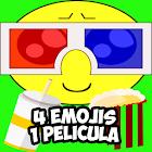 4 Emojis 1 Pelicula Juego icon