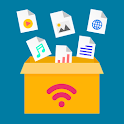 File Transfer Over WiFi Advise icon