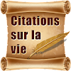 Citations sur la vie Proverbes APK