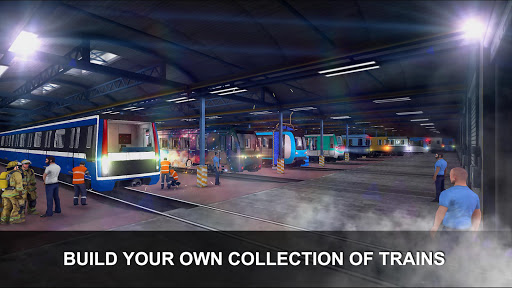 Subway Simulator 3D cheat screenshots 3