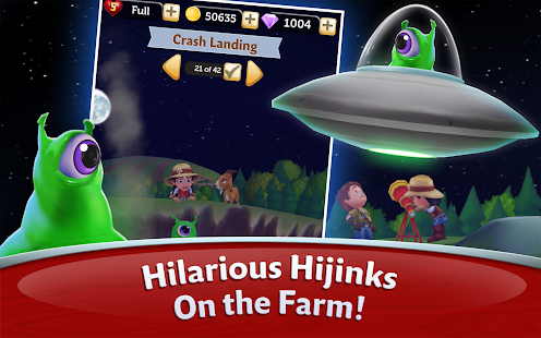 FarmVille: Harvest Swap Screenshot