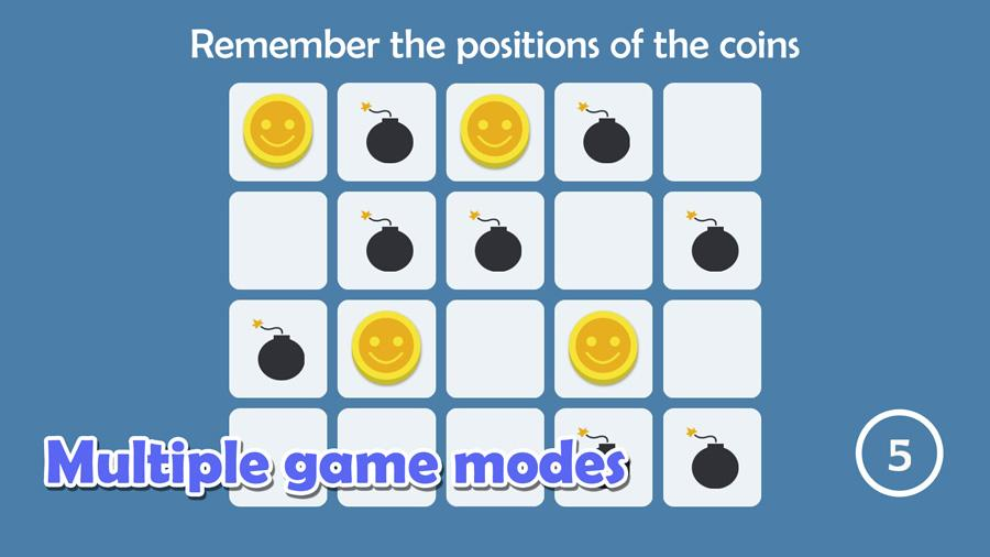 Memory Detective - Brain Game- screenshot