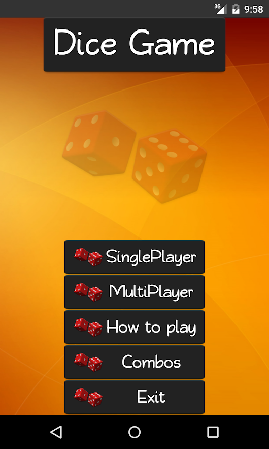 Dice Game - Android Apps on Google Play