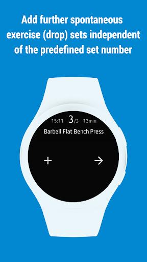 GymRun Workout Log & Fitness Tracker screenshots 12