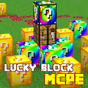 Lucky Blocks MCPE