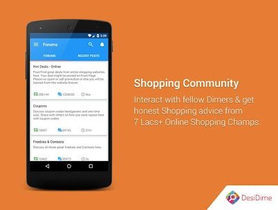 DesiDime – Online Deals & Coupons 4