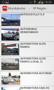Mundo Autos screenshot 3