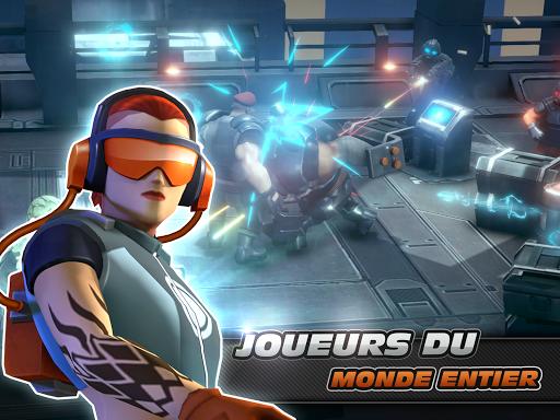 Alpha Squad 5: RPG & PvP Online Battle Arena  captures d'écran 6