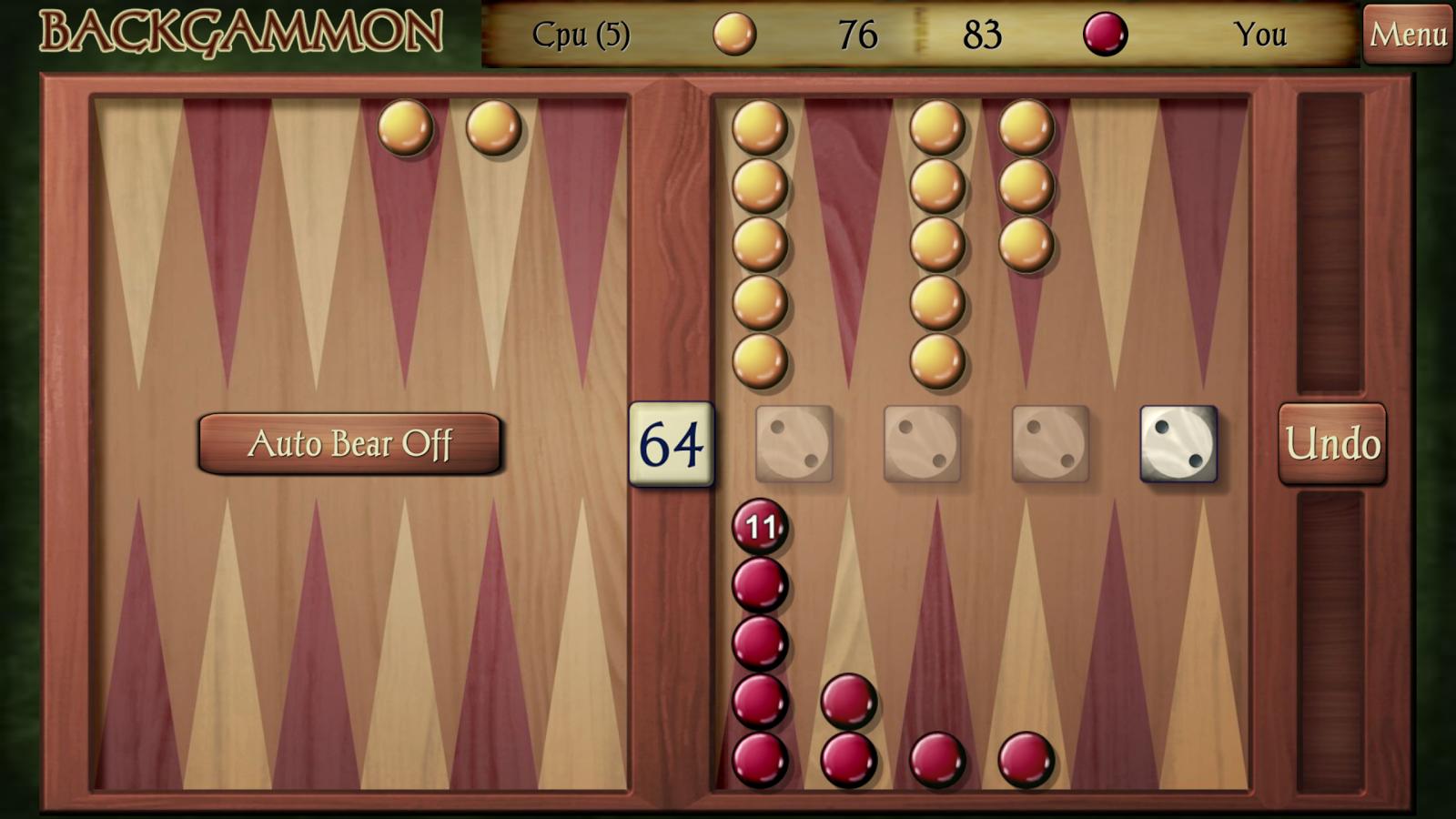 Backgammon Online Free No Download