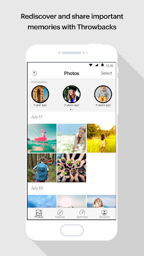 Sprint Complete Storage 1.2.29 Screenshots 1