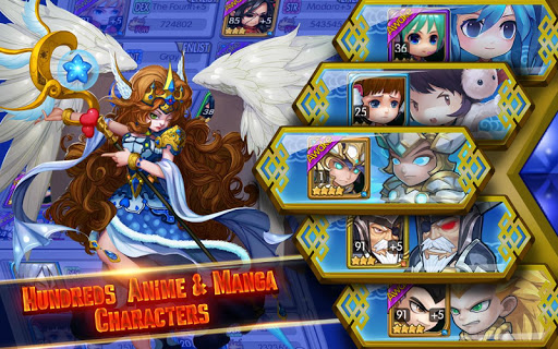 Manga Clash - Warrior Arena  screenshots EasyGameCheats.pro 1
