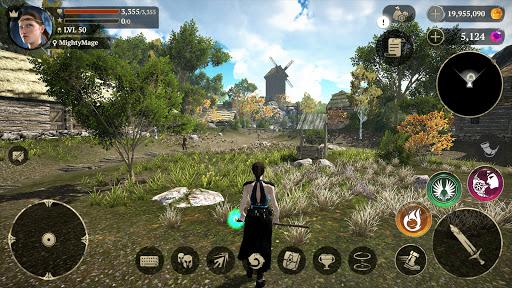 Evil Lands: Online Action RPG screenshots 1