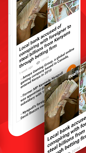 Kenya News: TUKO Hot & Breaking News Free App 9.1.12 screenshots 4