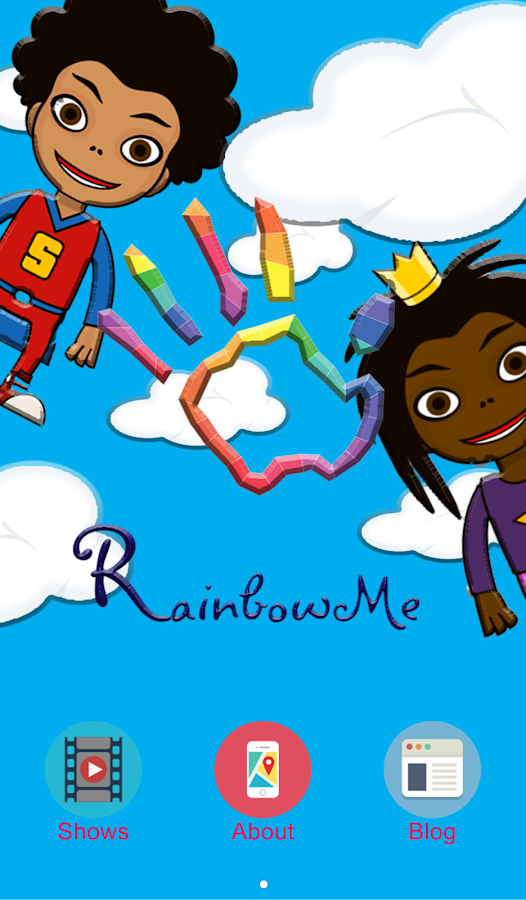 RainbowMe Kids- screenshot