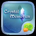 GO SMS CRYSTAL MEMORIES THEME icon