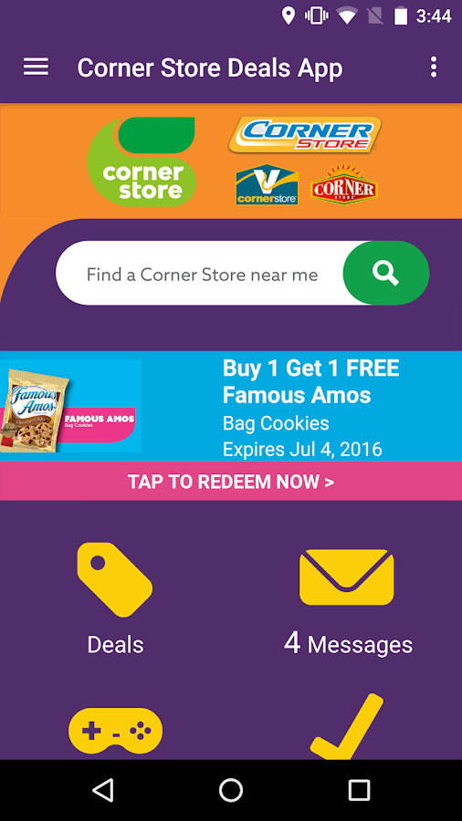 Corner Store Deals- screenshot