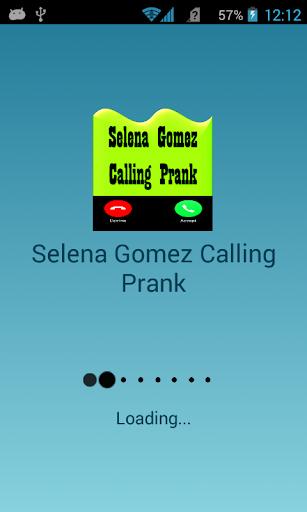 Selena Gomez Calling Prank