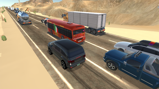 Heavy Traffic Racer: Speedy 1.6 Screenshots 4