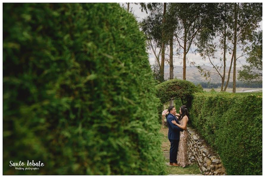Fotógrafo de bodas Saulo Lobato (saulolobato). Foto del 13.11.2017