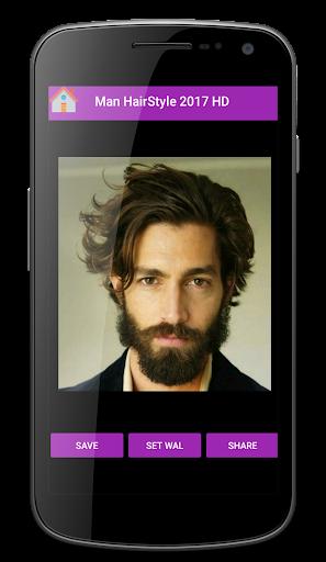 Man Hairstyles 2017 HD 1.0 screenshots 3