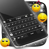 Black Keyboard Theme