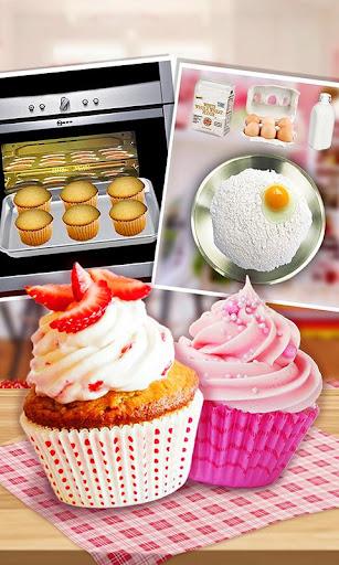 我是甜品迷- 美味士多啤梨水果蛋糕制作游戲