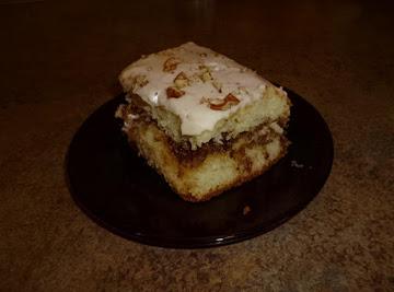 Honey Bun Cake-annette's Recipe