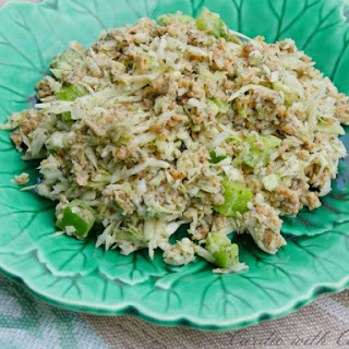 Crunchy Vegan Tuna Salad