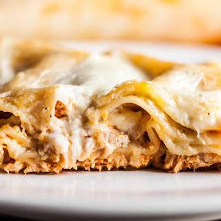 Buffalo Chicken Lasagna.