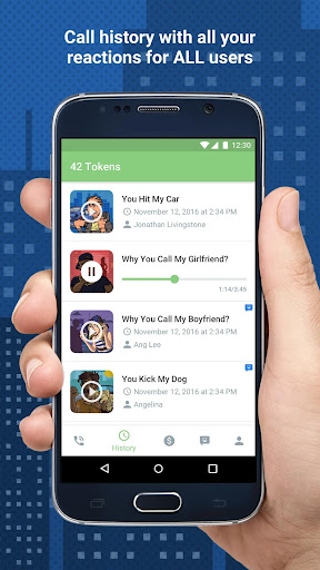 PRANK DIAL - #1 Prank Call App Screenshot