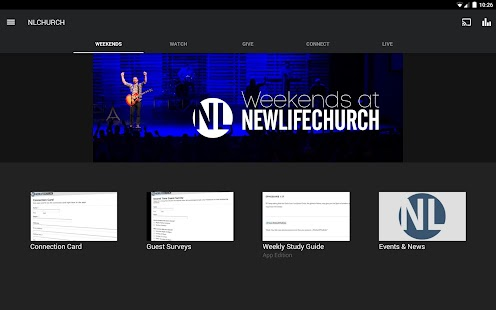 NLCHURCH- screenshot thumbnail