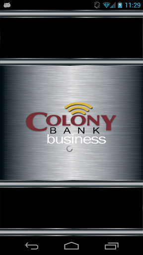 Colony Bank Business Mobile