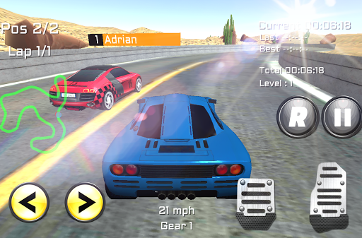 究極のレース体験