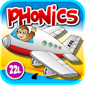 Phonics Island - Letter Sounds & Alphabet Learning icon