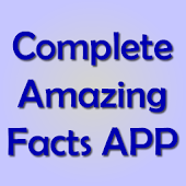 Complete Amazing Fact APP